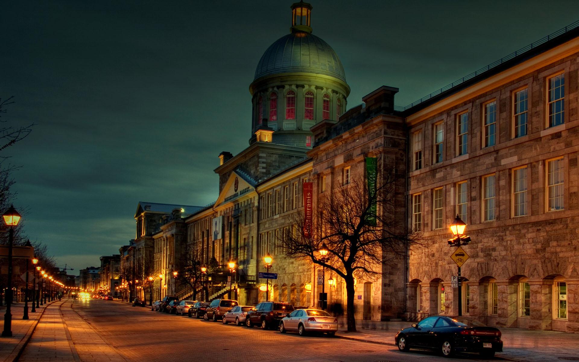 Квебек фото обои фото города квебек